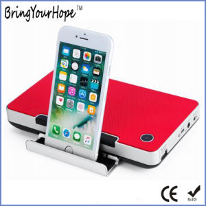 10W High Sound 2200mAh-Powerbank Bluetooth Speaker with Phone/Tablet Holder (XH-PS-635) pictures & photos