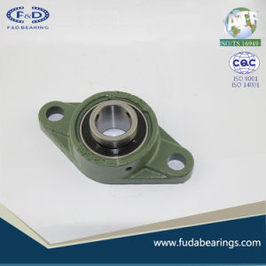 UCFL308 Chrome Steel Grey Cast Iron Housing Pillow Block Bearing for Agricultural Machinery pictures & photos