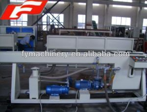 PPR Water Pipe Extruder Machine pictures & photos