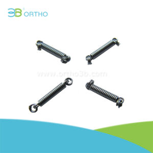 Orthodontic Niti Close Coil Spring