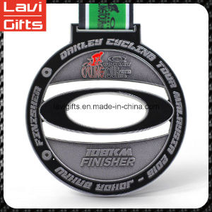 Custom Metal 108km Bicycle Riding Sport Medals pictures & photos