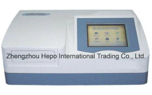 Hospital Fully Auto Elisa Microplate Reader Lab pictures & photos