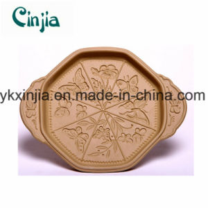 Kitchenware Shortbread Pan - Butterfly Ceramic Bakeware pictures & photos