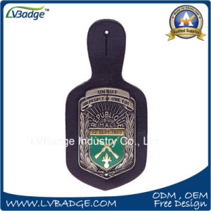 Leather Key Chain for Promotional Gift pictures & photos