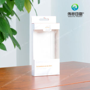 Printing Packaging Travel Charger Gift Box (with Offset Printing) pictures & photos