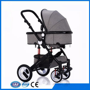 Factory Hot Selling Baby Stroller Grey Baby Stroller pictures & photos