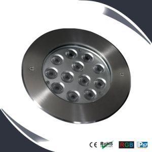 12X3w LED Underground Light, Deck Lighting, Floor Light pictures & photos