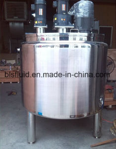 1000 Liter Batch High Shear Homogenizer Mixing Tank pictures & photos