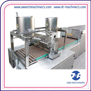 Cola Flavor Jelly Candy Depositing Line Forming Machine pictures & photos