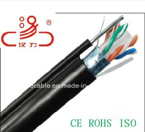 FTP CAT6 4X2X23AWG 250MHz/Computer Cable/ Data Cable/ Communication Cable/ Connector/ Audio Cable pictures & photos