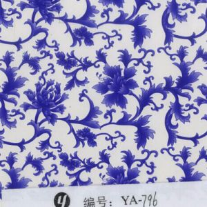 Tsautop 0.5/1m Width Flower Hydro Dipping Film Water Transfer Printing Film pictures & photos