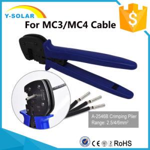 Solar Crimping Pliers for Mc3/Mc4 Solar Connector 2.5-4-6mm2 Mc4-Pliers2 pictures & photos