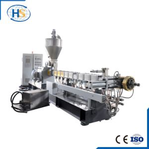 PE/PP with High Filler Calcium Power Granulating Extruder Machinery pictures & photos
