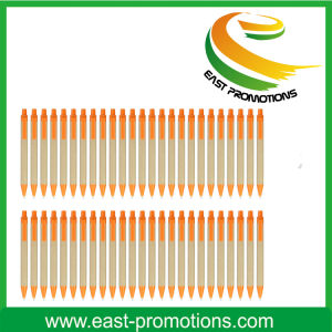 Eco Friendly Recycle Paper Ball Pen for Promotional pictures & photos