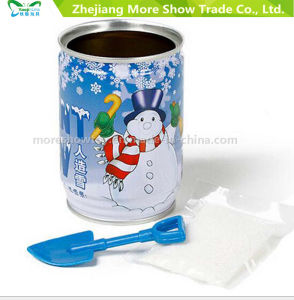 Decoration Magic Snow Instant Artificial Fake Powder Just Add Water pictures & photos