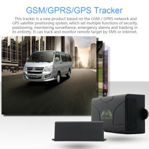New GPRS SMS GSM GPS Magnetic Tracker (104) with Long Standby Time pictures & photos
