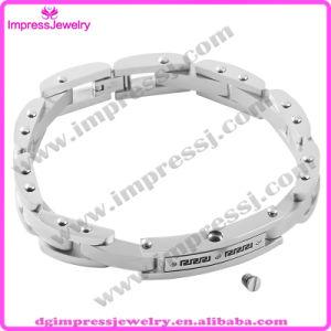 Stainless Steel Men′s Bracelet Ashes Urn Bracelet Men′s Jewelry pictures & photos