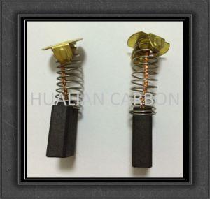 Wholesale 6.5X13.5X16mm Mini Electric D252 Graphite Carbon Brush/CB-155 Fan Blower Carbon Brush Replacement of CB-154 pictures & photos