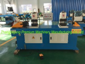 Plm-Sg100 Hydraulic Pipe End Forming Machine for Steel Pipe pictures & photos