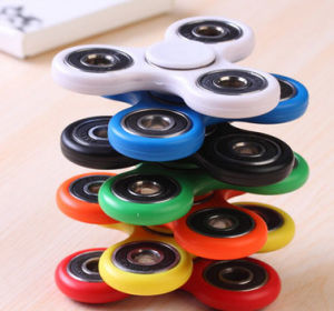 Plastic Fingertip Gyroscope Interesting Toy pictures & photos