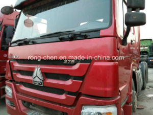 Used HOWO Tractor Truck of HOWO Truck Tractor 375HP pictures & photos