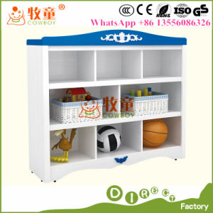Cheap Used Daycare Furniture Children Toys Storage Units (WKF-153A) pictures & photos