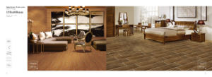 Engineered Flooring Porcelain Wood Tile pictures & photos