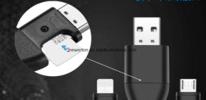 2017 USB Charging Cable GPS Position Tracker GSM Quad-Band GPS Tracker pictures & photos