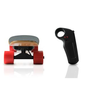 UL Certified 4 Wheel Electric Skateboard with Remote