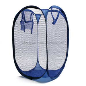 Pop up Hamper Laundry Bag (BT-005) pictures & photos