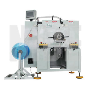 Automatic Pump Motor Stator Slot Paper Inserting Machine pictures & photos
