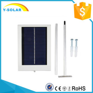 Outdoor 2.2W 12-LED Wall Light Solar Lamp SL1-1 pictures & photos