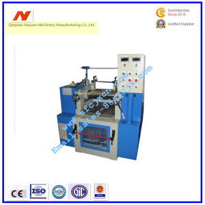Two Roll Lab Mixing Mill pictures & photos