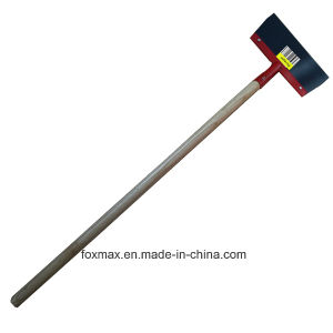 65mn Steel Floor Scraper with Wooden Handle / Steel Tubular Handle/Fibre Glass Handle pictures & photos