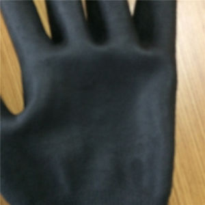 Touch Screen Nitrile Coated Gloves pictures & photos