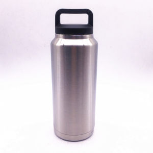 Ss304 Yeti Type Double Wall Vacuum Bottle with Big Capacity 1800ml pictures & photos