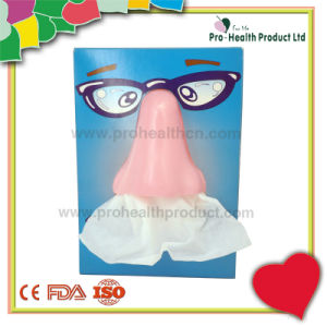 Custom 3D Facial Tissue Paper Box (PH4608) pictures & photos