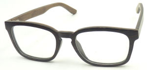 Oqw162532 Full Wooden Optical Glasses, Handmade Quality Hotsale Optics Eye Glasses pictures & photos