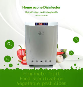 Plasma Ozone Sterilizer 3190 Water Purifier for Food Sterilization and Air Cleaning pictures & photos