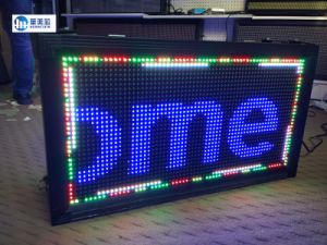 Waterproof Full Color Outdoor P10 LED Display Screen Advertising SMD3535 P5 P8 P6.67 pictures & photos