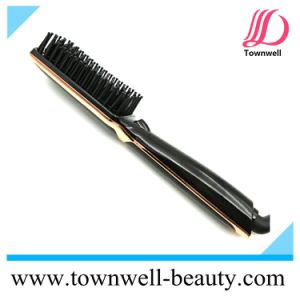 Ionic Hot Straightening Brush with PTC Heater pictures & photos