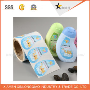 Custom Label Printing Laser Security Transparent Printer 3D Hologram Sticker pictures & photos