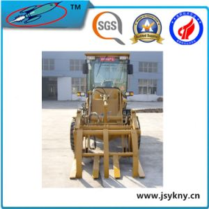 Xd926g Grass Grabber with Joystick Control and Quick Coupler for Sale pictures & photos