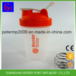 2017 New Style Branded Shaker Water Bottle pictures & photos