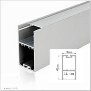 3667 LED Linear Light Aluminium Extrusion LED Profile pictures & photos