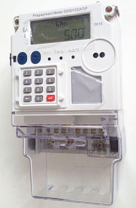 Single Phase STS Keypad Prepaid Energy Meter pictures & photos