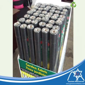 100m Small Roll PP Non Woven Weed Control Fabric pictures & photos