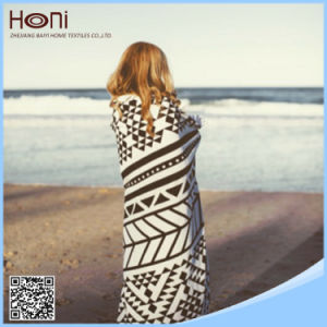 Best Price 100% Cotton Terry Round Beach Towel Wholesale