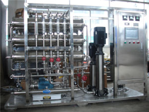 Chemical Method for Water Purification System Cj105 pictures & photos