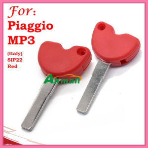 Motorcycle Key Shell for Piaggio pictures & photos